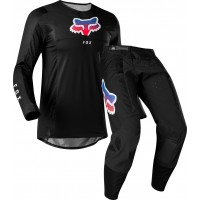 2021 Fox AIRLINE PILR Special Edition Motocross Gear BLACK
