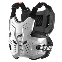 Leatt 3.5 Chest Protector Body Armour Adult CE Approved EN1621 WHITE