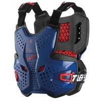 Leatt 3.5 Chest Protector Body Armour Adult CE Approved EN1621 ROYAL NAVY