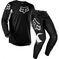 2020 Fox 180 Youth Kids Motocross Gear PRIX BLACK WHITE 24 ONLY