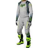 2021 Fox Legion Air KOVENT Special Edition Enduro Offroad Gear Steel Grey