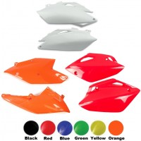 Plastic Side Panels for Motocross Bikes
