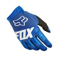 Fox Dirtpaw Kids Youth Motocross Gloves BLUE