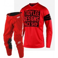 2020 Troy Lee Designs TLD GP CARLSBAD Motocross Gear Red 28 ONLY