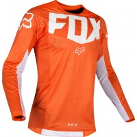2019 Fox KILA 360 Motocross Jersey ORANGE XL ONLY