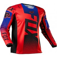 2021 Fox Peewee Toddler 180 Motocross Jersey OKTIV FLO RED