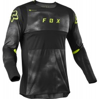 2020 Fox 360 Motocross Jersey HAIZ BLACK
