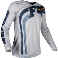 2019 Fox COTA 180 Motocross Jersey GREY NAVY SMALL ONLY