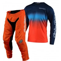 2020 Troy Lee Designs STAIND Youth Kids TLD GP Motocross Gear Navy Orange
