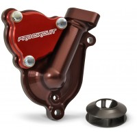 Pro Circuit Factory Racing Water Pump Covers with Impellor for KXF250 KXF450