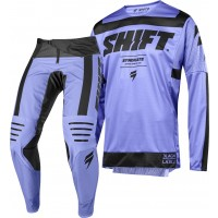 2019 Shift 3LACK LABEL STRIKE Motocross Gear PURPLE 28 ONLY