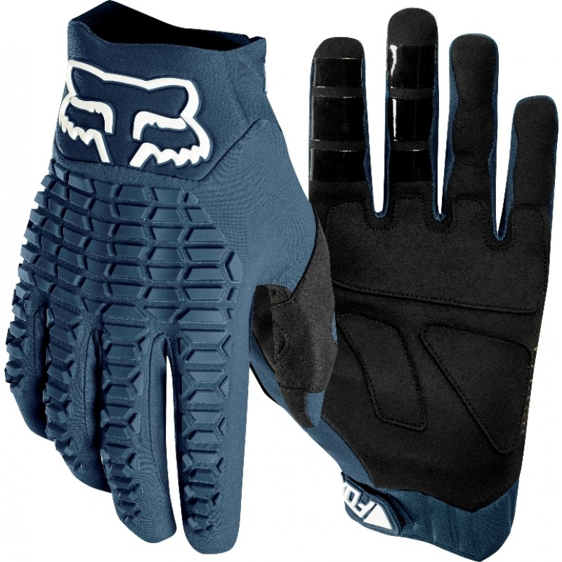 2020 Fox Legion Offroad Motocross Gloves Navy