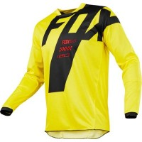 Fox 180 MASTAR Kids Youth Motocross Jersey YELLOW XL ONLY
