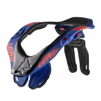 Leatt GPX Club 5.5 Junior Youth Motocross Neck Brace ROYAL