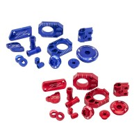 Zeta Anodised Billet Bling Kit for Japanese Motocross Bikes