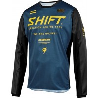 2019 Shift WHIT3 Label MUSE Motocross Jersey NAVY