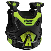 Thor MX Sentinel GP Motocross Body Armour Youth Kids Green