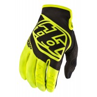 Troy Lee Designs Kids Youth GP TLD MX Motocross Gloves Yellow
