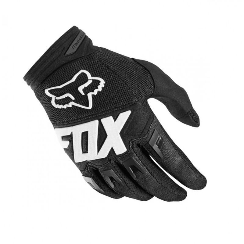 Fox Dirtpaw Kids Youth Motocross Gloves BLACK