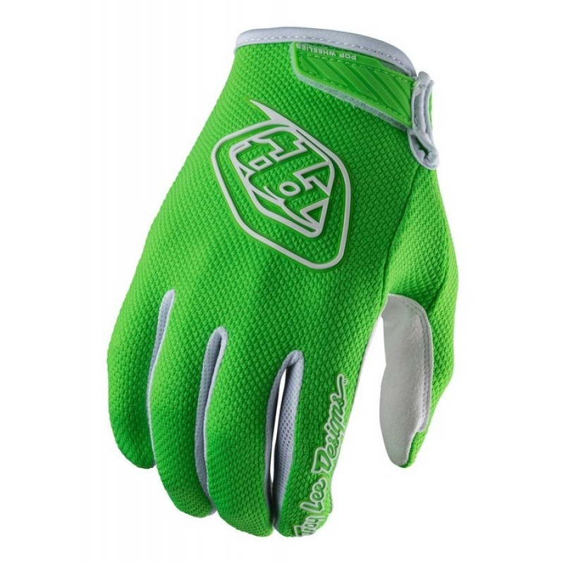 Troy Lee Designs TLD GP Air Motocross Gloves Flo Green