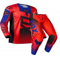 2021 Fox Peewee Toddler 180 Motocross Gear OKTIV FLO RED