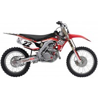Factory Effex Two Two Motorsports Honda Motocross Team Graphics