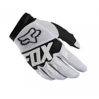 Fox Dirtpaw Kids Youth Motocross Gloves WHITE XSMALL or SMALL ONLY