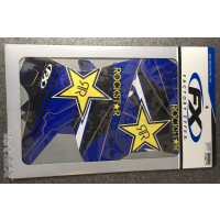 FX Yamaha Team Rockstar YZ125 YZ250 2015 - 18 Motocross Graphics Kit