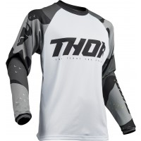 2020 Thor Sector CAMO Motocross Jersey GREY XXL ONLY