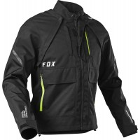 2021 Fox Legion Enduro Offroad Jacket Black