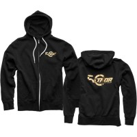 Thor 50th Anniversary Limited Edition Zip Hoody Black MEDIUM ONLY