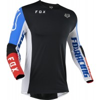 2020 Fox Flexair Motocross Jersey HONR BLACK