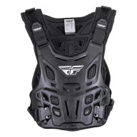 Fly Racing Revel Motocross Chest Protector Black