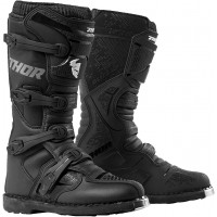 Thor Blitz XP Motocross Boots Black