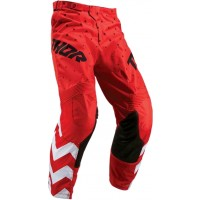 2019 Thor MX Pulse Stunner Motocross Pants Red White