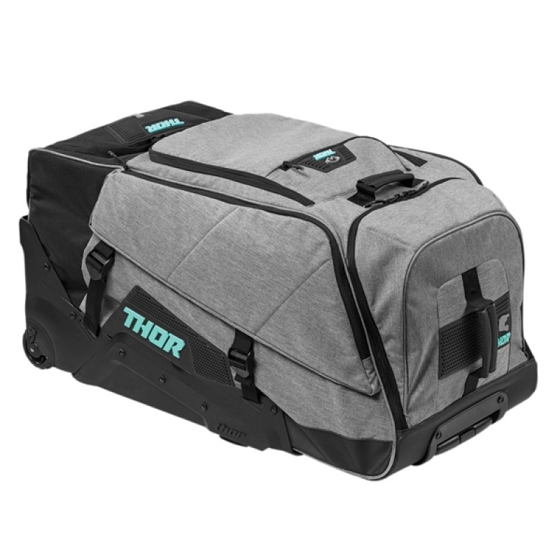 Thor MX Transit Wheelie Motocross Kit Gearbag Black Mint