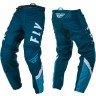 2020 Fly Racing F16 Youth Kids Motocross Gear Navy Blue White