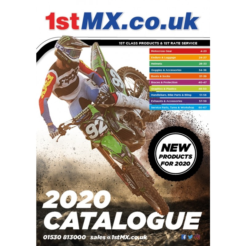 2020 1stMX Motocross Catalogue