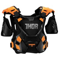 Thor Guardian Motocross Chest Protector Body Armour XL/XXL Orange