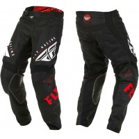 2020 Fly Racing Kinetic K220 Youth Kids Motocross Pants Red Black White