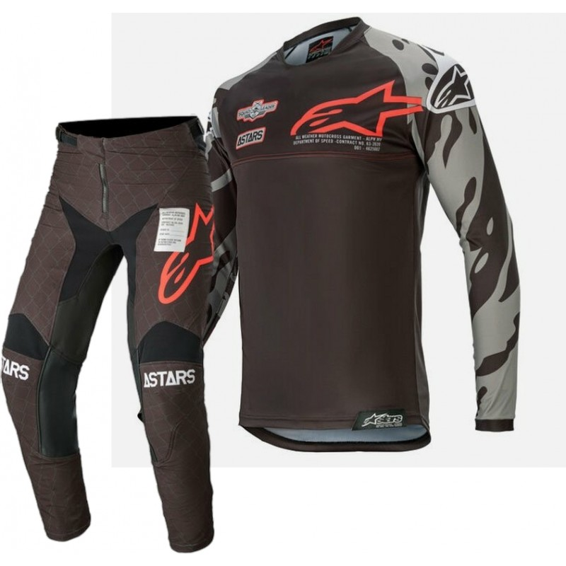 Alpinestars Racer SAN DIEGO Limited Edition Kids Youth Motocross Gear 24 ONLY