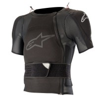 Alpinestars Sequence Short Sleeve Tee Body Armour Suit ACU APPROVED