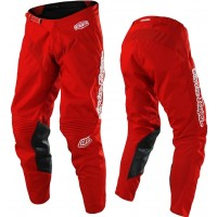 Troy Lee Designs MONO TLD GP AIR Motocross Pants Red
