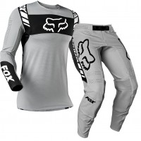 2021 Fox Flexair Motocross Gear MACH ONE STEEL GREY
