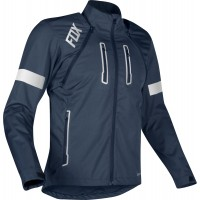 2020 Fox Legion Enduro Offroad Jacket Navy SMALL ONLY
