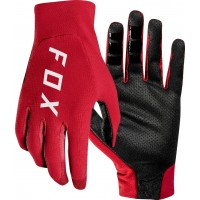 2019 Fox Flexair Motocross Gloves FLAME RED