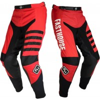 Fasthouse Speedstyle 2.0 Motocross Pants RED