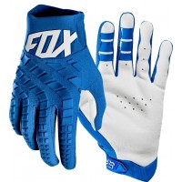 2019 Fox 360 Motocross Gloves BLUE