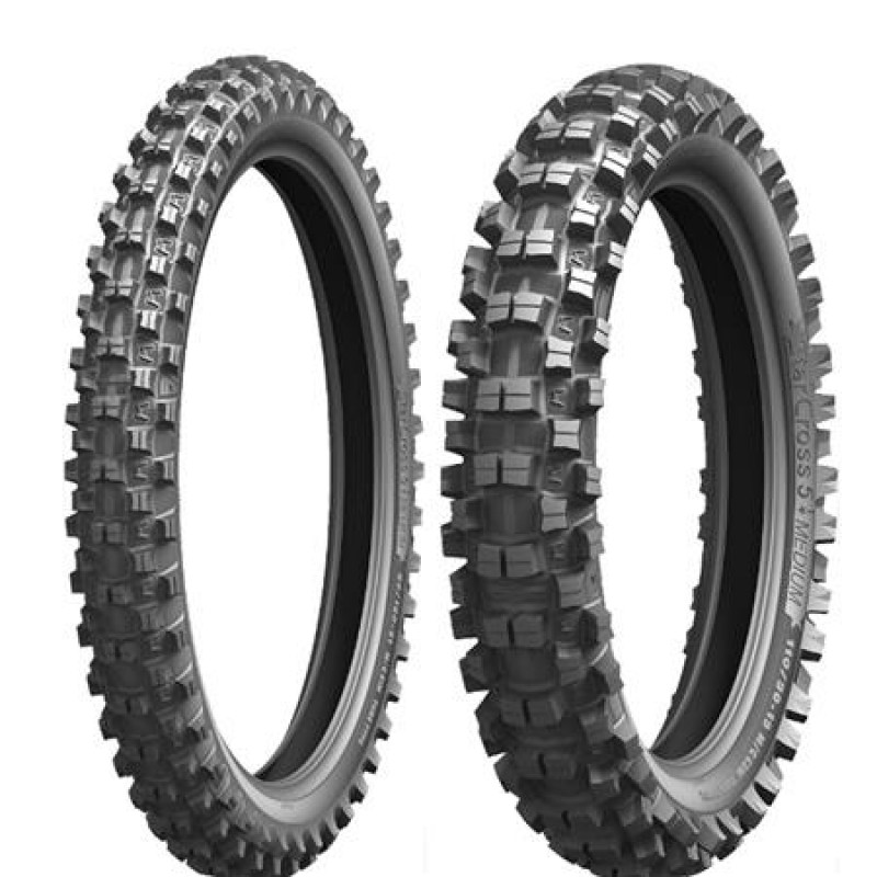 Branded Motocross Tyres Adult MX Bikes