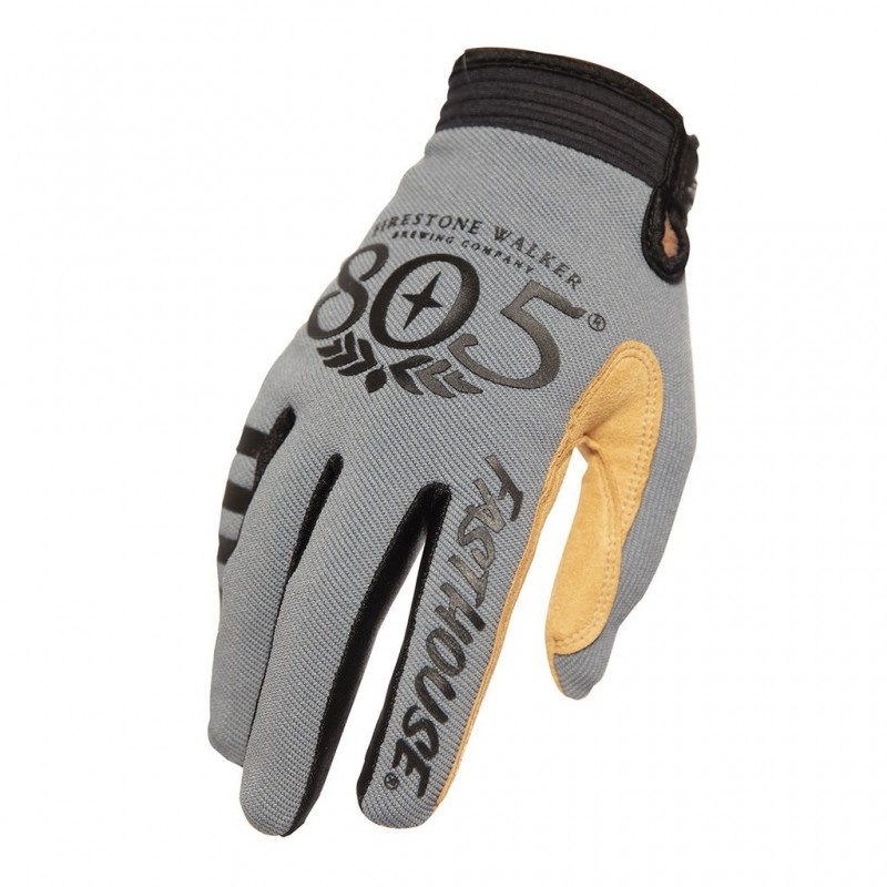 Fasthouse SPEEDSTYLE Motocross Gloves 805 GREY